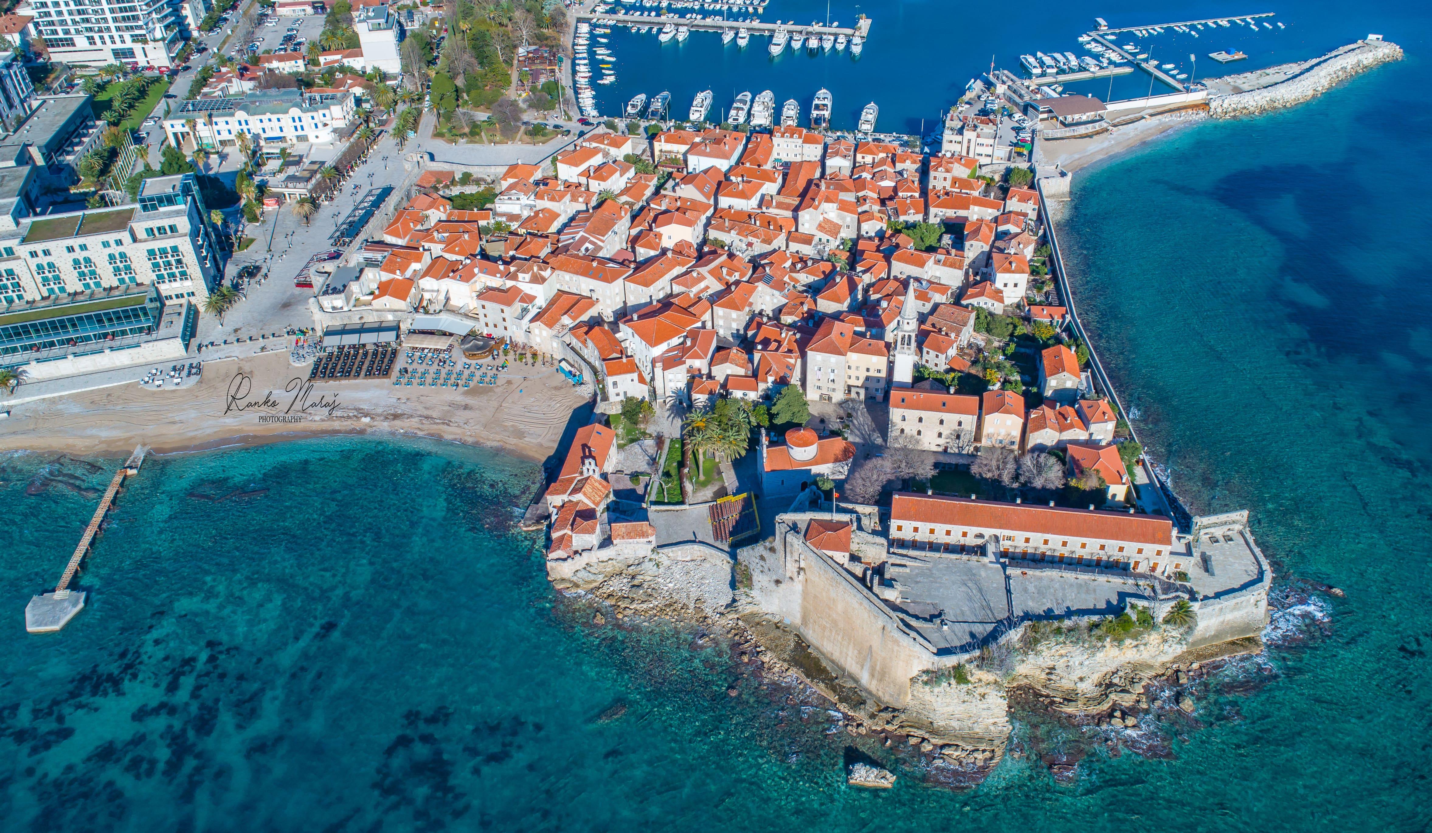 Best of Montenegrin coastline